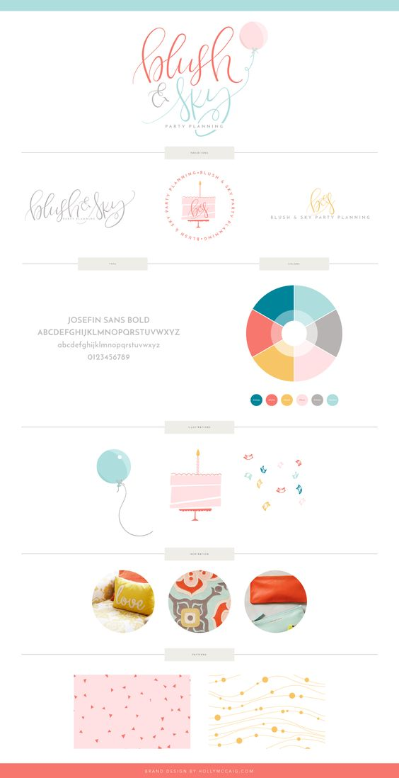 Party planning, We and Branding on Pinterest.