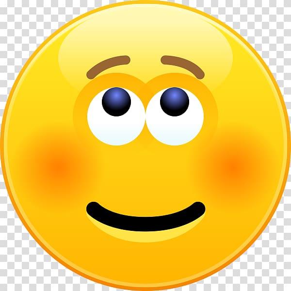 Emoticon Smiley Skype Emoji Blushing, blushing emoji.