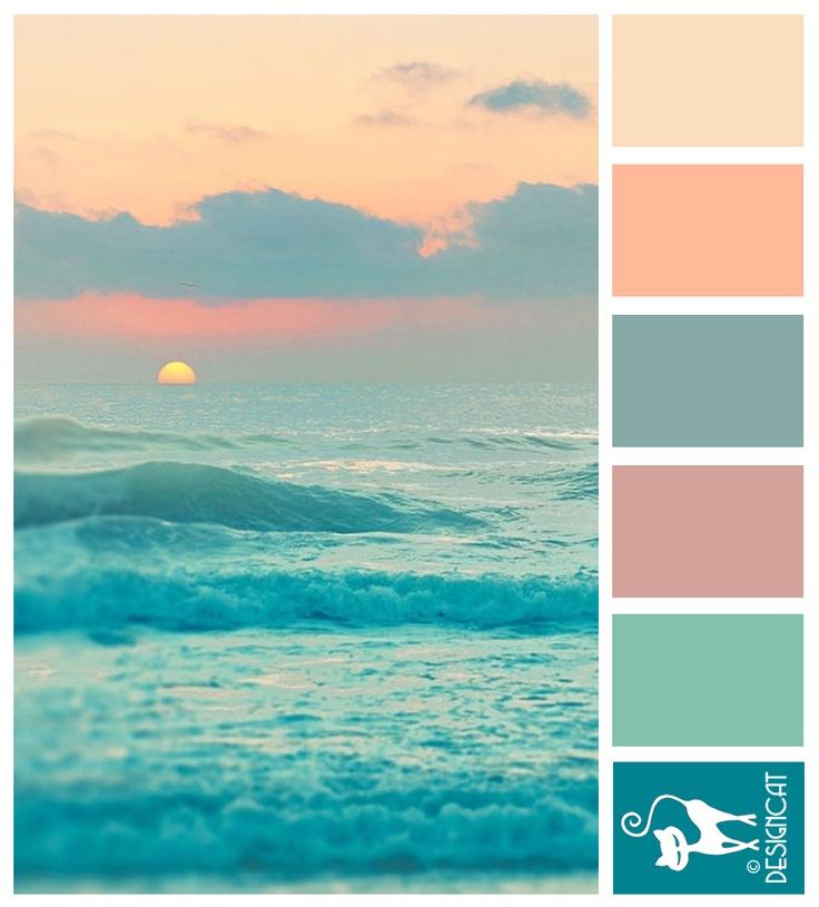 1000+ ideas about Teal Color Palettes on Pinterest.