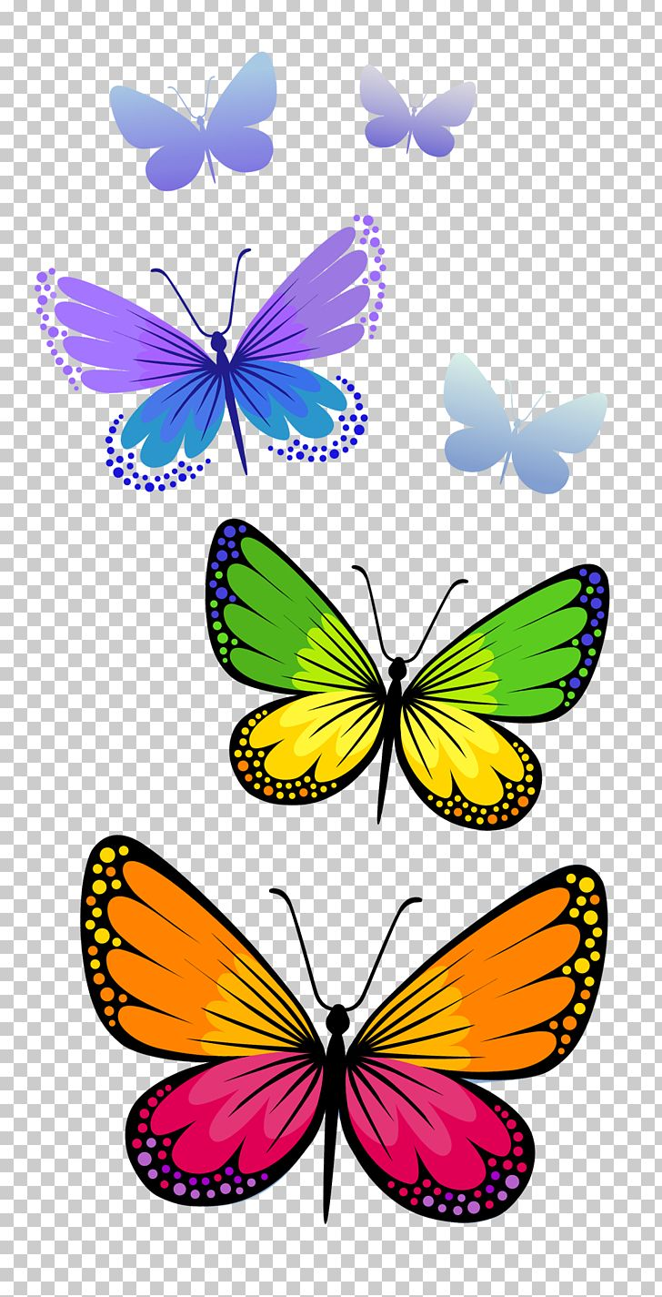 Butterfly PNG, Clipart, Brush Footed Butterfly, Butterflies.