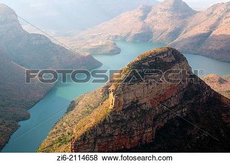 Pictures of Blyde River Canyon, Mpumalanga, South Africa, Africa.