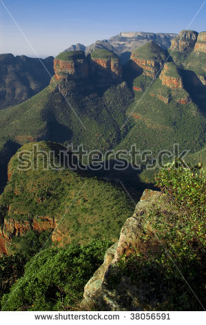 Blyde River Canyon Stock Photos, Royalty.