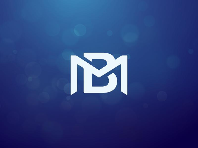 BM Monogram Logo by Billy Metcalfe on Dribbble.