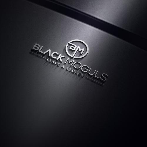 BM logo design.