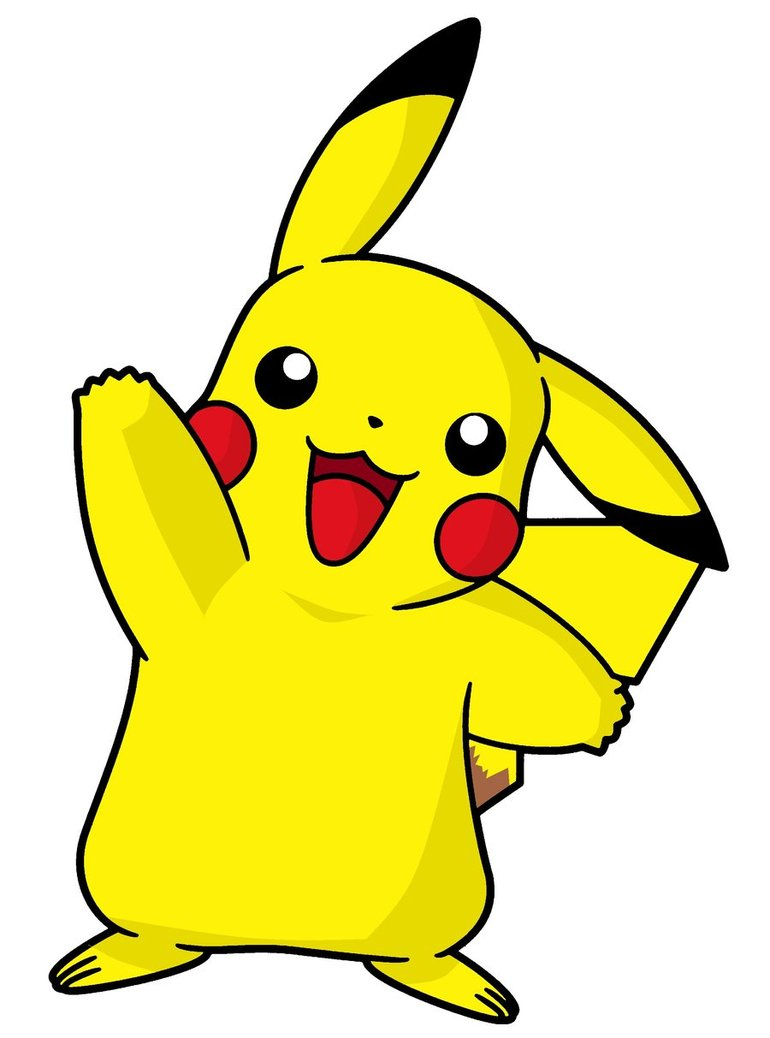 Pikachu Clipart.