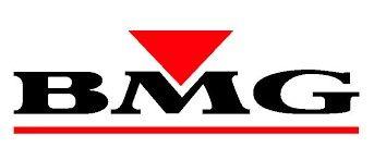 My BMG record label logo.