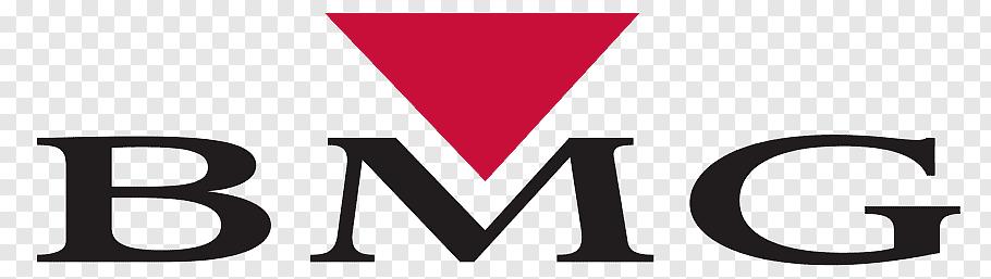 BMG logo, BMG Legacy Logo free png.