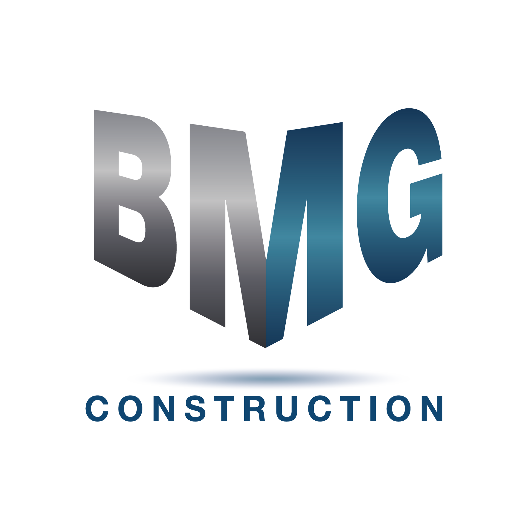 Logo design for BMG.