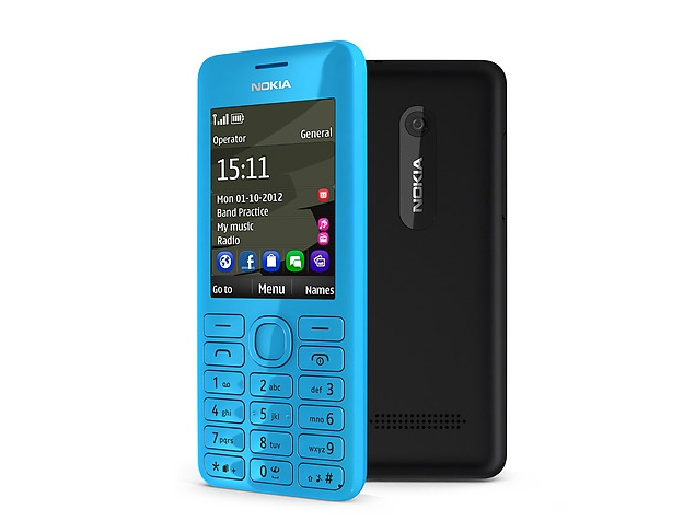 Nokia 206 Dual SIM.
