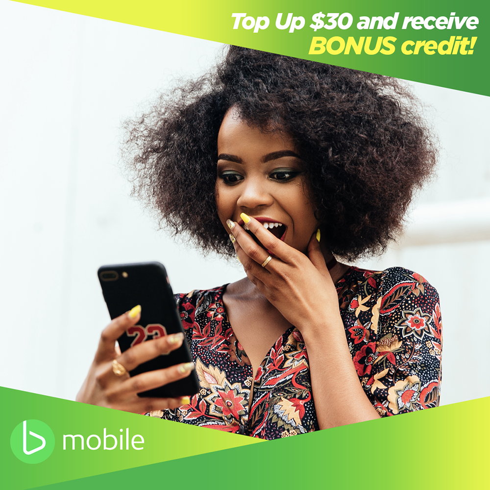 the Double Top Up $30 and over Promotion.