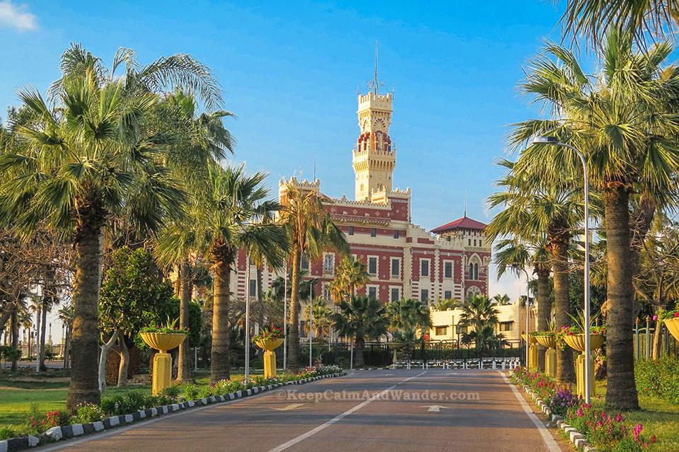 Montazah Gardens, Egypt 2019.