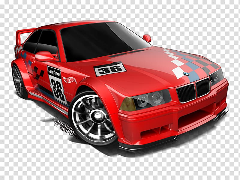 BMW M3 Car BMW 3 Series (E36), car transparent background.