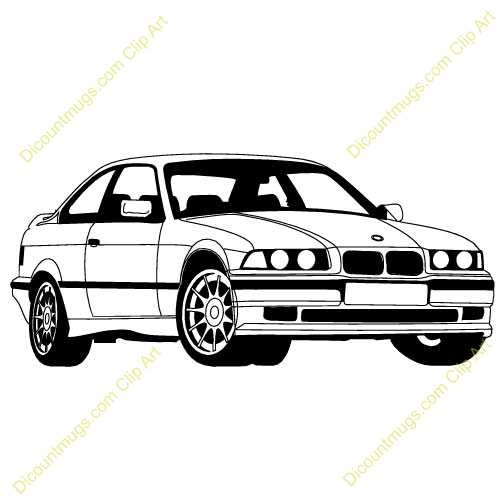 Bmw clipart 2 » Clipart Station.