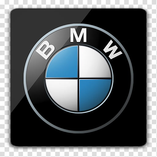 Car Logos with Tamplate, BMW icon transparent background PNG.