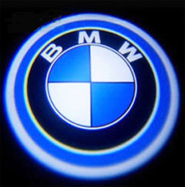 BMW Door Logo Light.