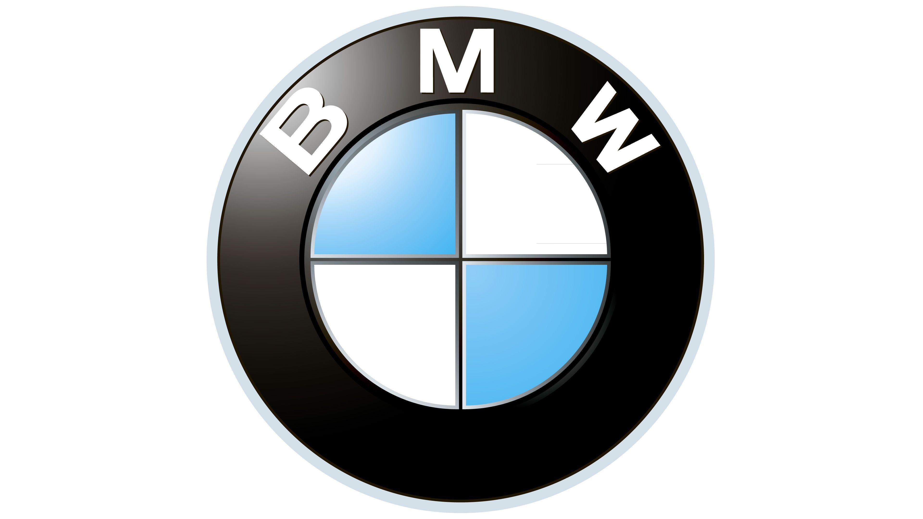 bmw logo vector.