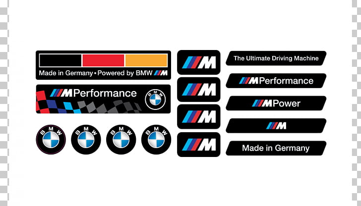 BMW M Logo Car MINI Cooper, bmw PNG clipart.