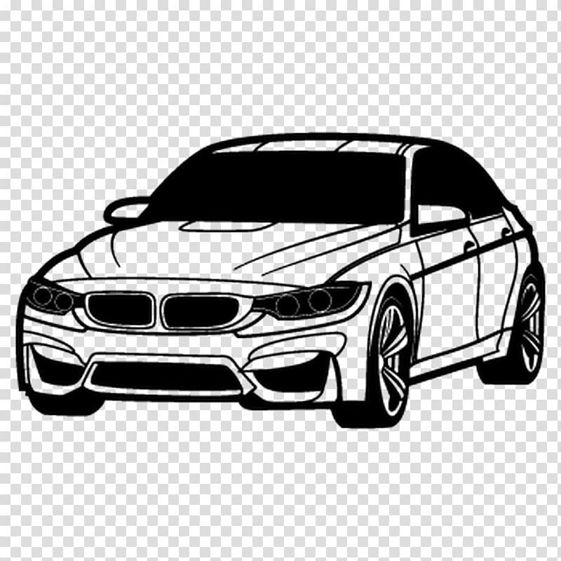 BMW 3 Series Car BMW M3 BMW M5, luxury car transparent.