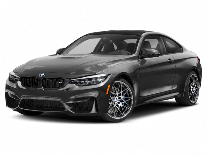 2018 BMW M4 Coupe.