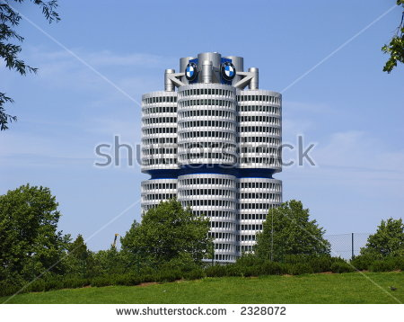 Bmw Building Stock Photos, Royalty.