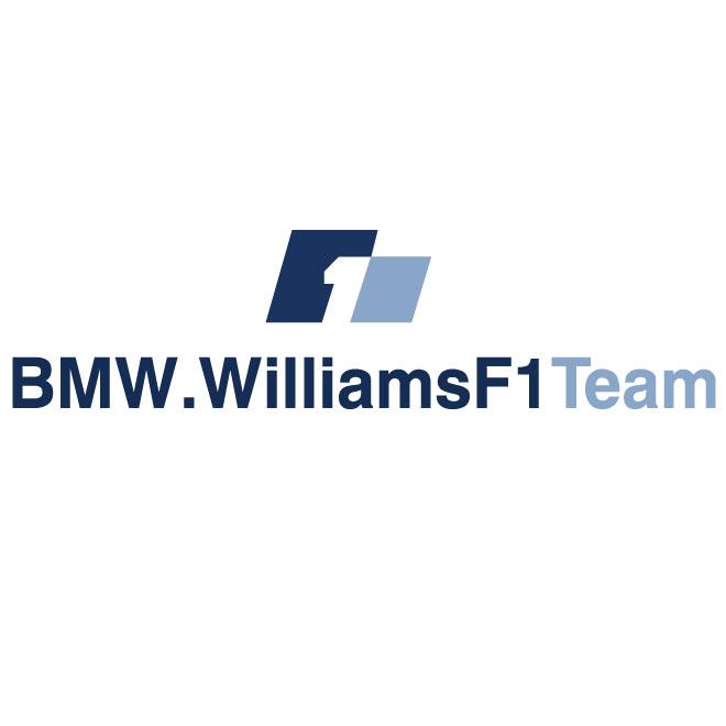BMW WILLIAMS TEAM LOGO.