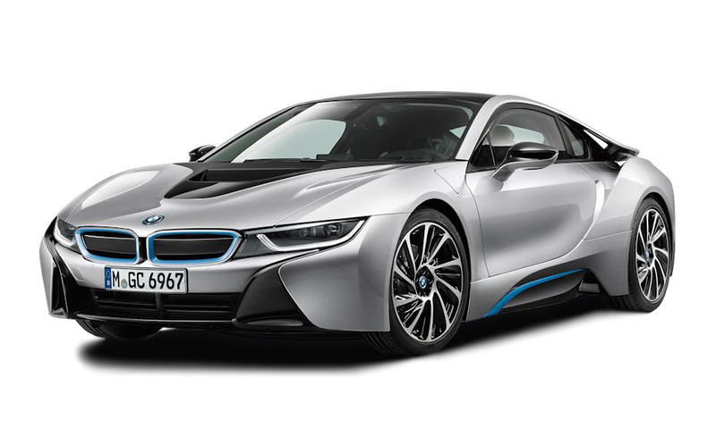 Bmw i8 clipart.