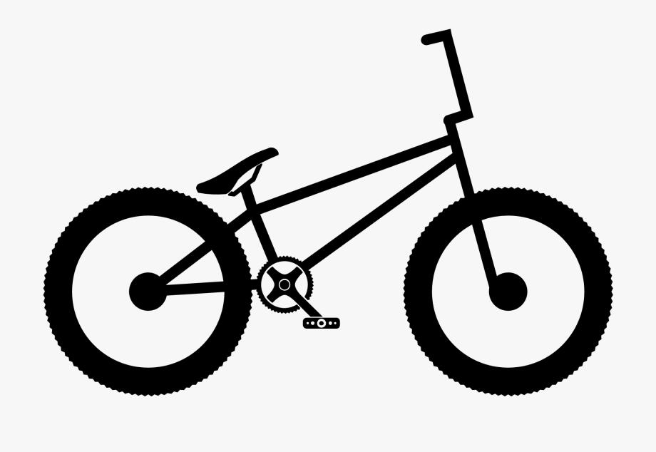 Bmx Bike Clipart.