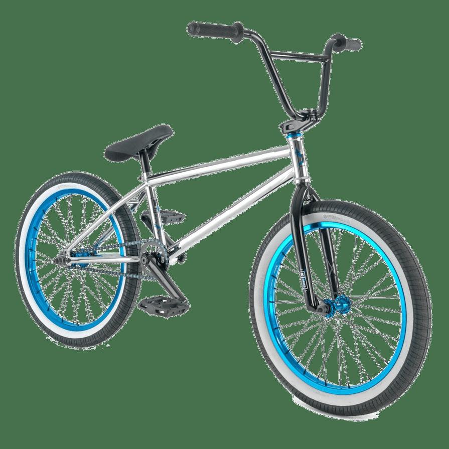 BMX Bike transparent background.