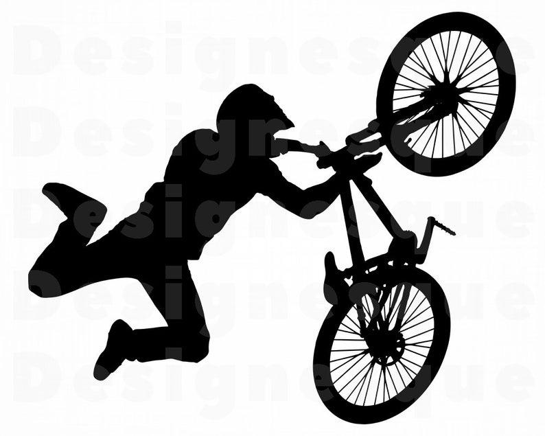 BMX SVG, BMX Bike Svg, Bmx Bicycle, Bmx Clipart, Bmx Files for Cricut, Bmx  Cut Files For Silhouette, Bmx Dxf, Bmx Png, Bmx Eps, Bmx Vector.