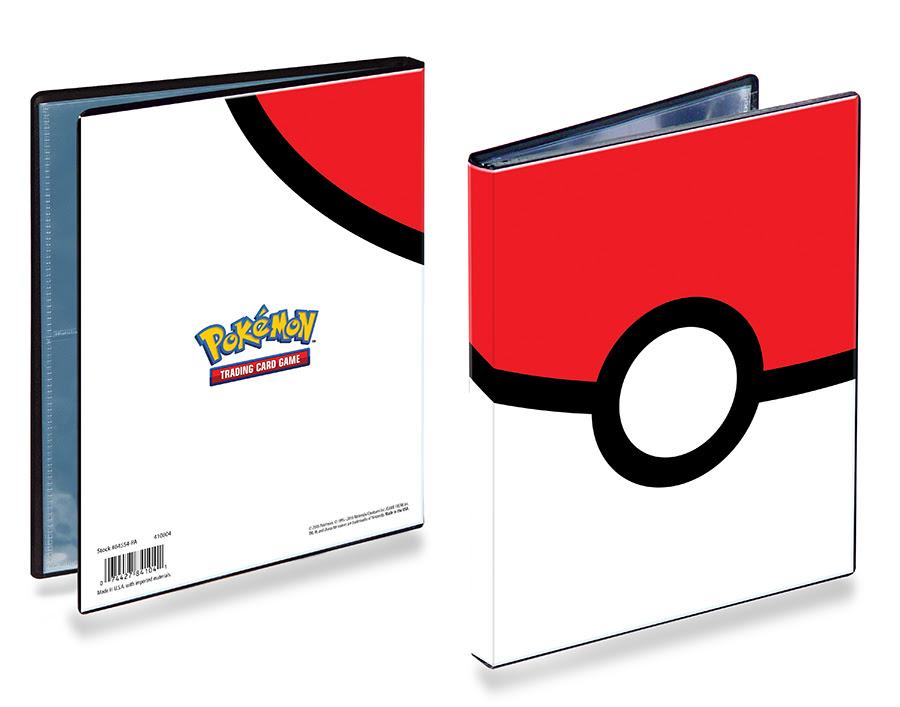 Ultra Pro Pokemon Pokeball 4.