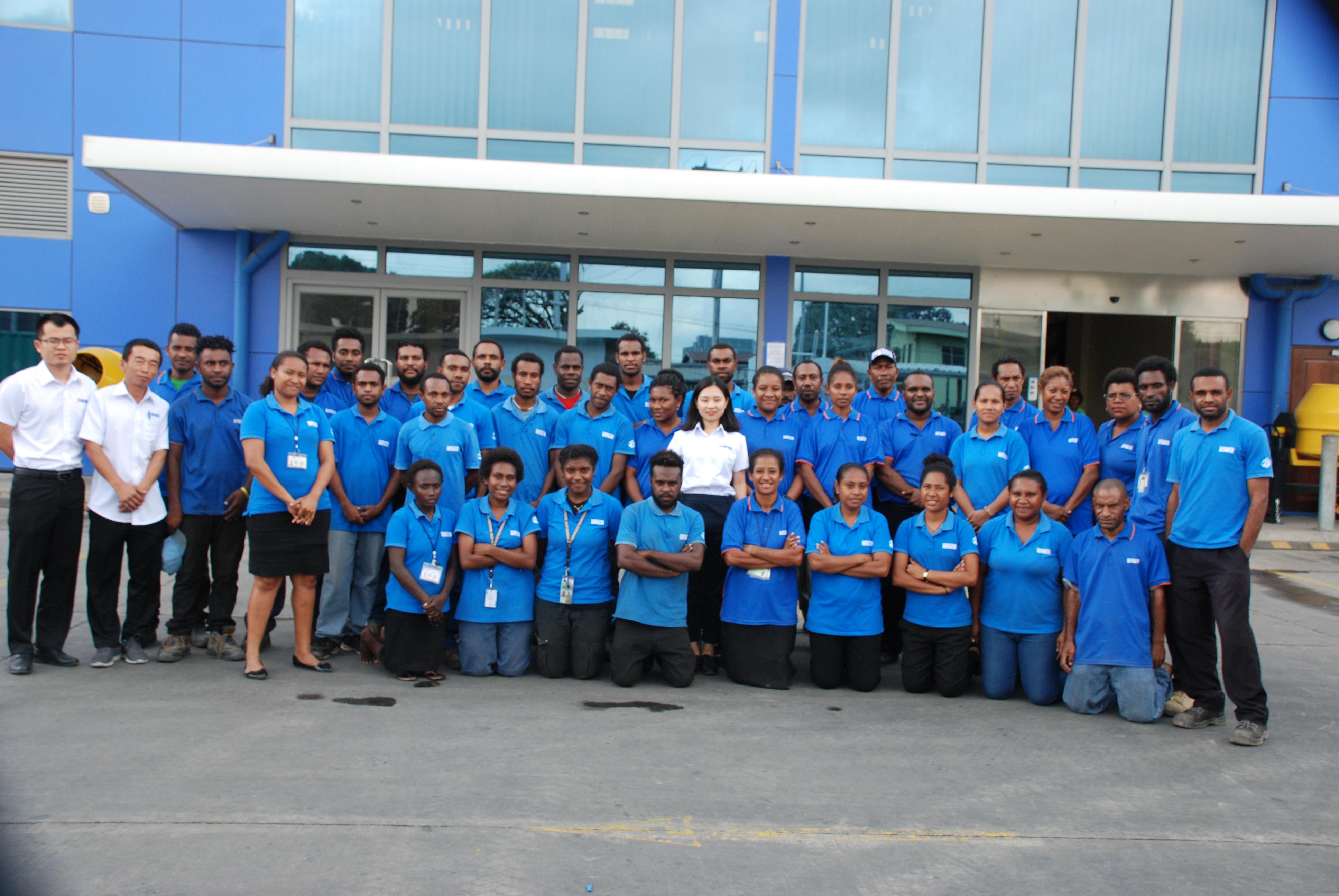 BNBM PNG Ltd.