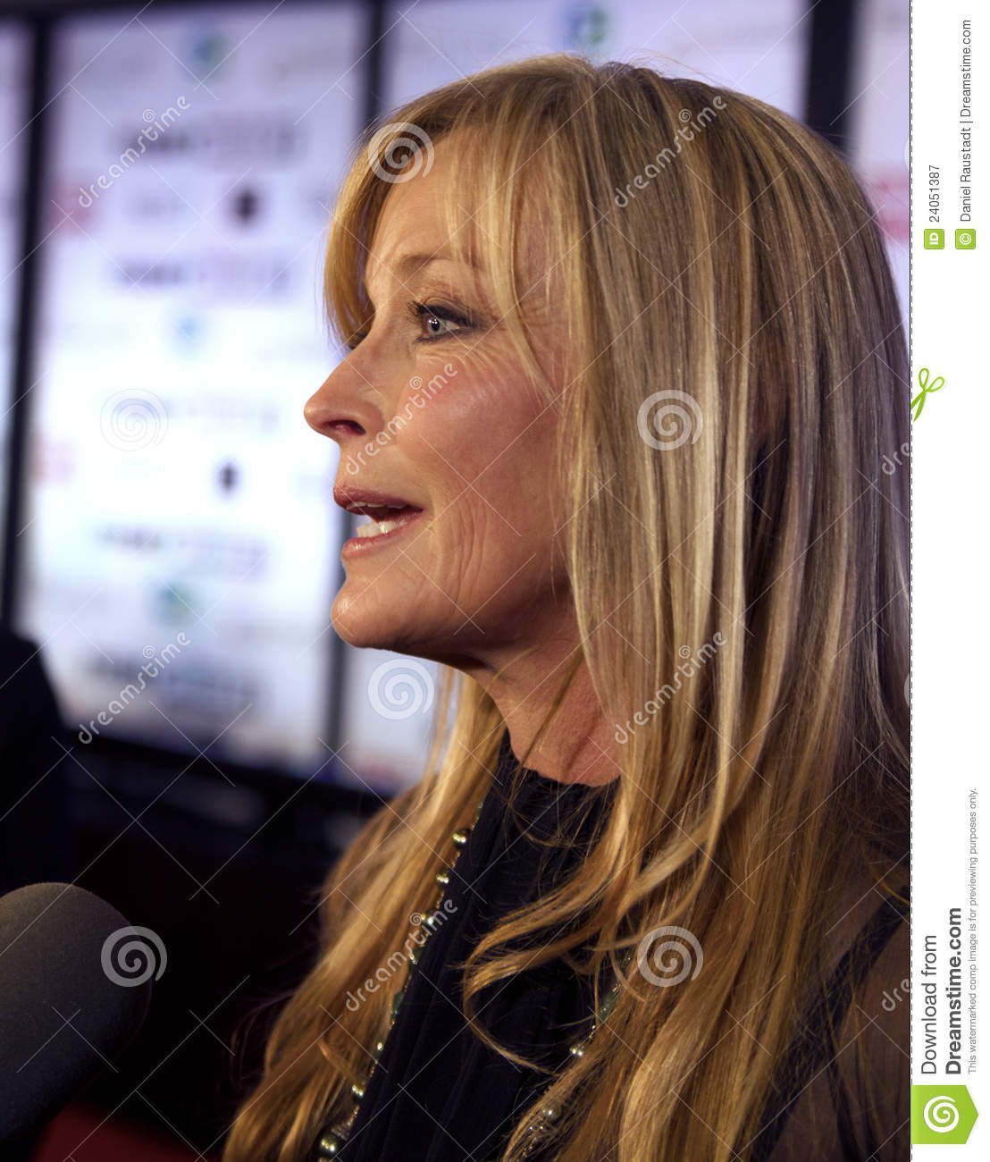 Actress Bo Derek Editorial Photography.