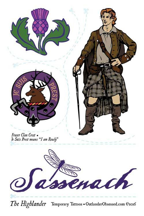 1000+ ideas about Outlander Tattoos on Pinterest.