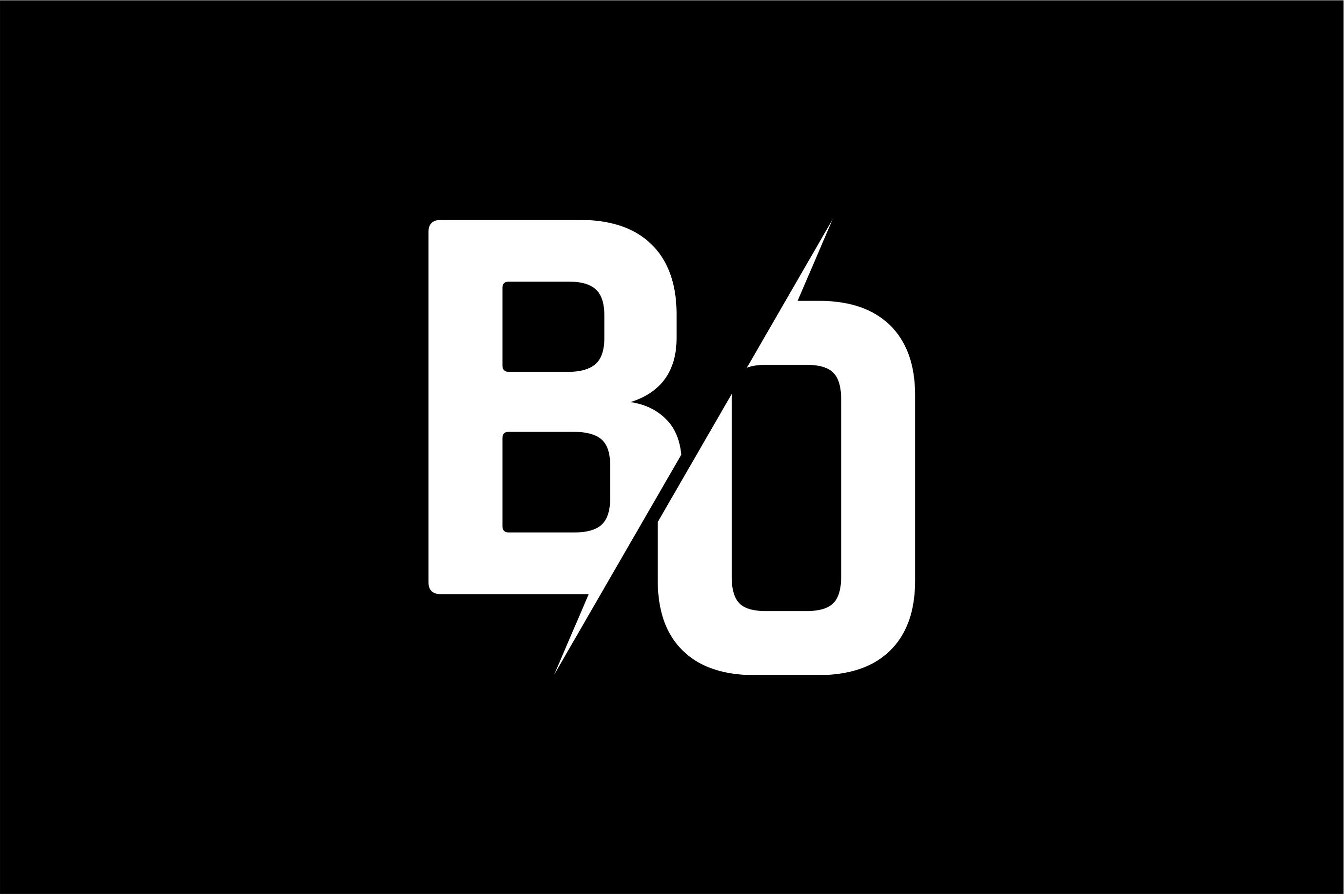Monogram BO Logo.