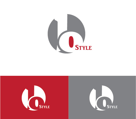 Clothing Logo Design for B. O. Style by bd2.