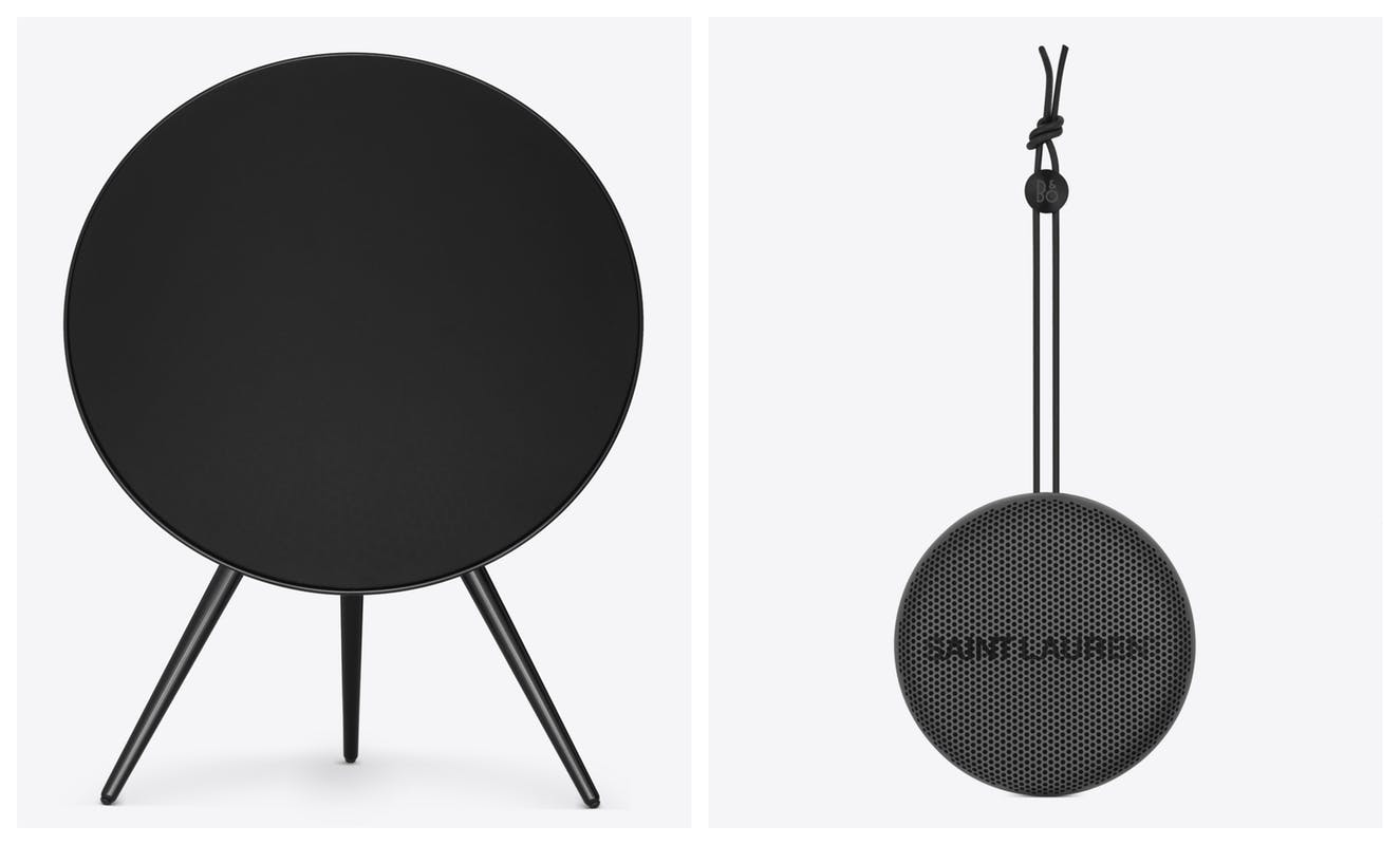 Forget Airpods, Get Yourself a Saint Laurent Speaker Instead.