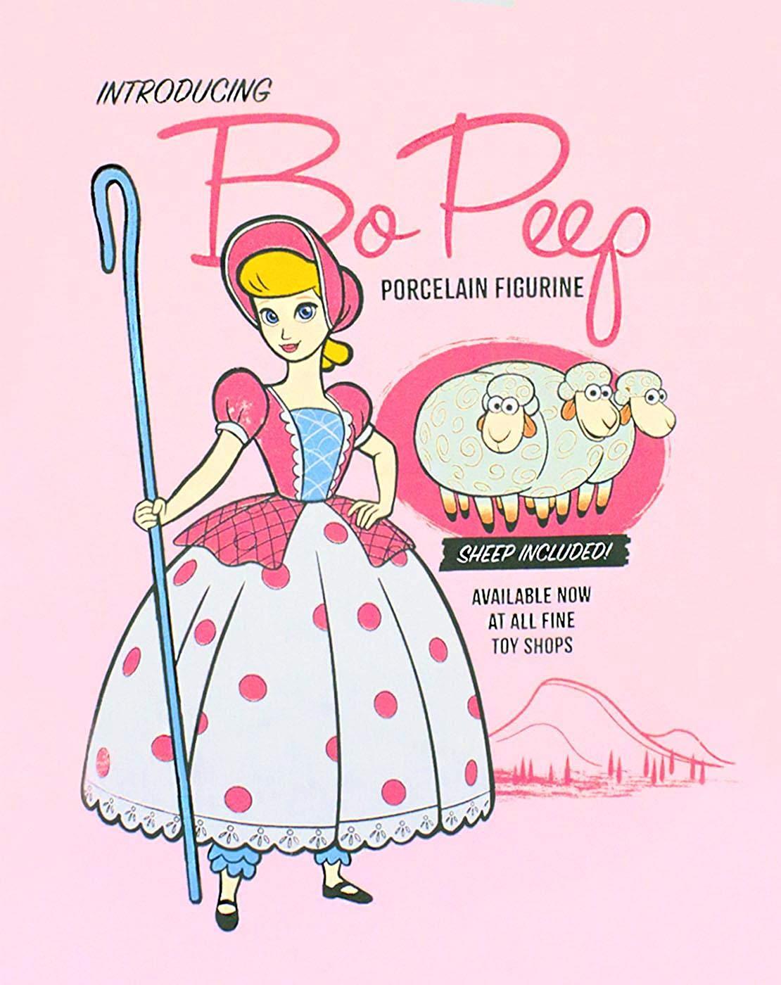 Amazon.com: Disney Pixar Toy Story Bo Peep Character Girl\'s.