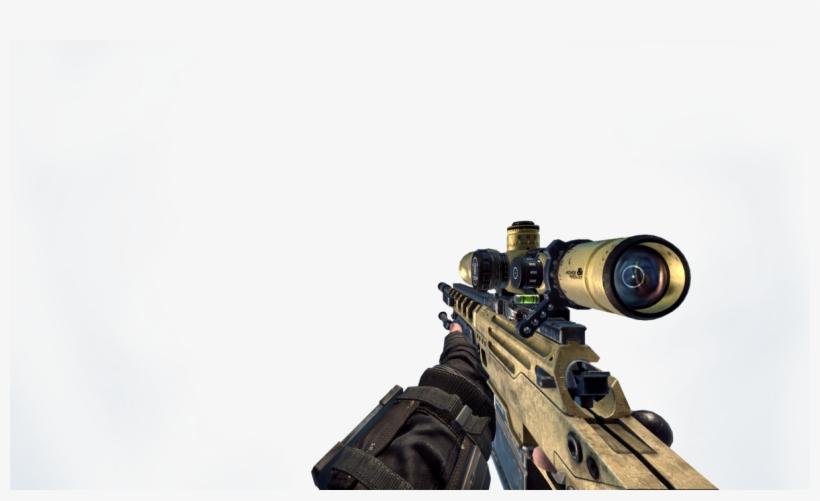 Bo2 Sniper Png Jpg Freeuse Stock.