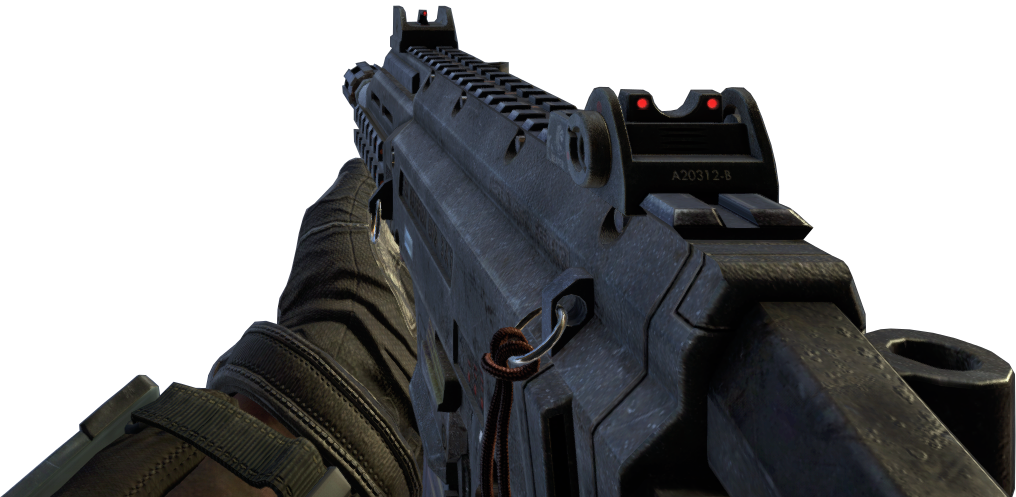Bo2 Gun Png (+).