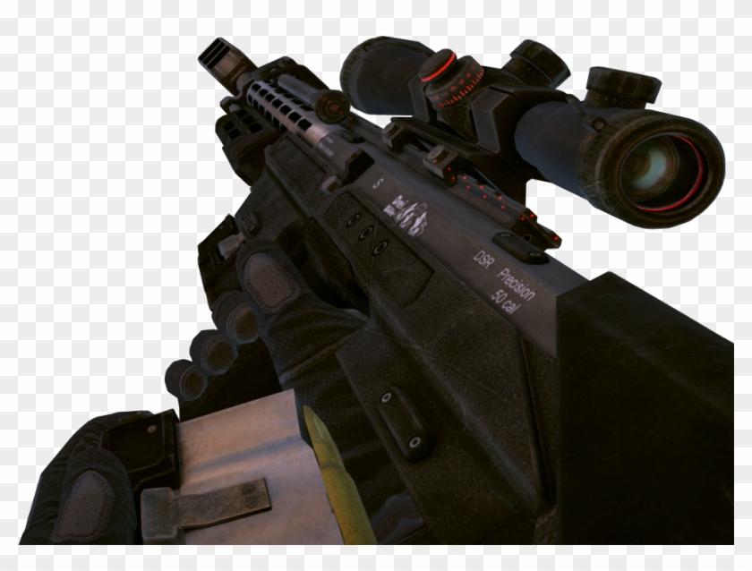 Black Ops 2 Sniper Png.