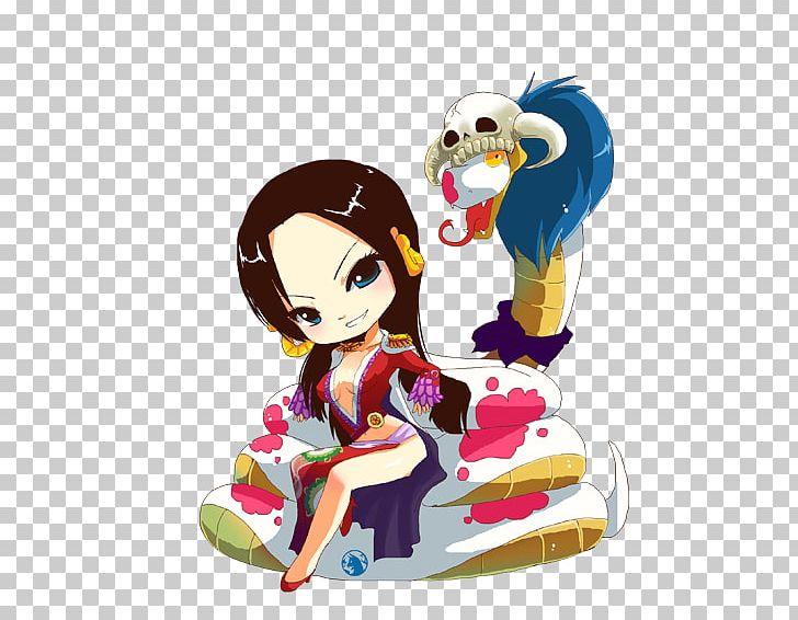 Boa Hancock Nico Robin One Piece Chibi Fate/Zero PNG.