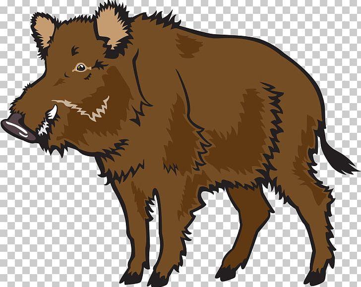 Wild Boar Common Warthog PNG, Clipart, Animal, Animals, Bison.