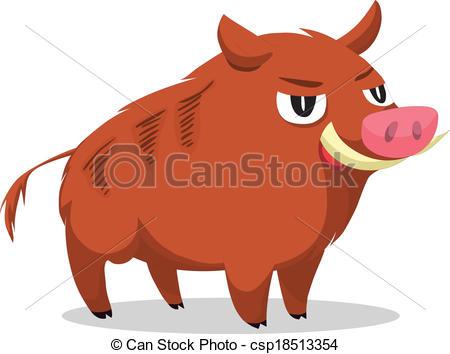 Wild boar Clipart Vector Graphics. 1,307 Wild boar EPS clip art.