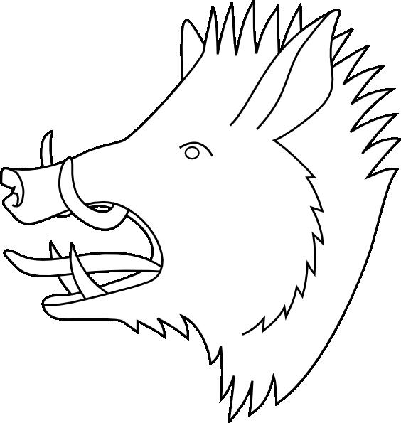 Boars Head Clip Art at Clker.com.
