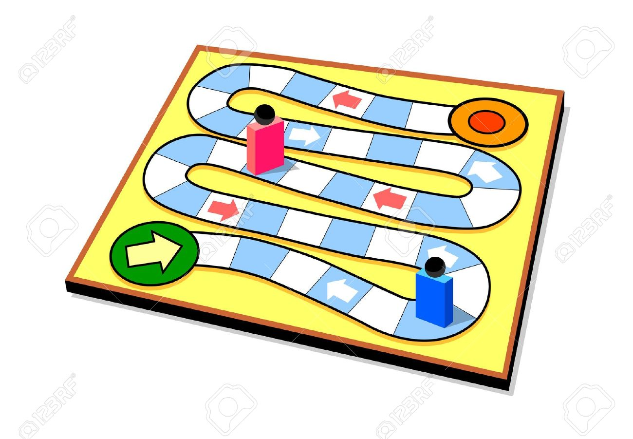 Game board clipart - Clipground