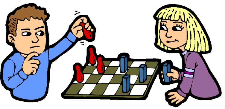 Board games Clip Art.