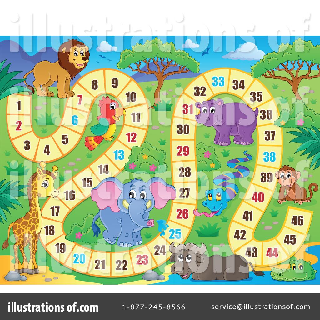 Board Game Clipart #1287951.