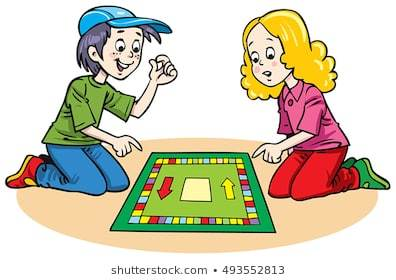People playing board games clipart 2 » Clipart Portal.