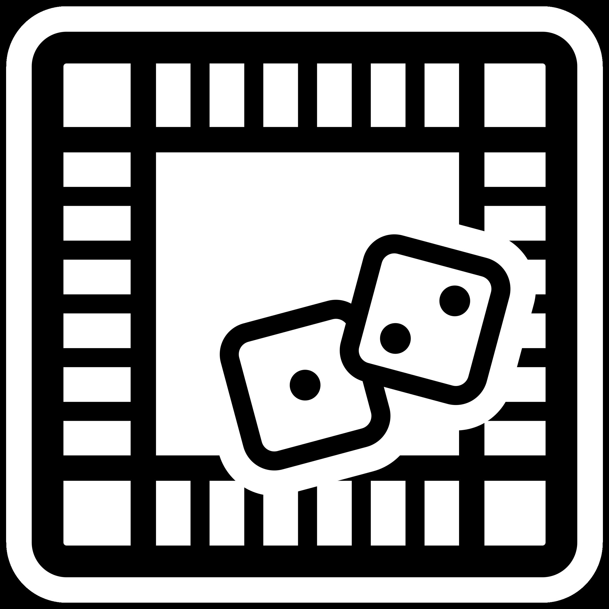 Free Black Games Cliparts, Download Free Clip Art, Free Clip.