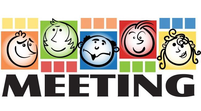65+ Board Meeting Clipart.